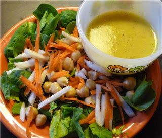 Citrus Ginger Dressing/Marinade